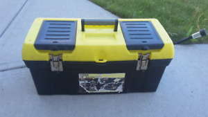 Tool box for sale $10