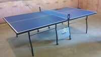 Table Tennis / Ping Pong Table