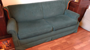 FREE - URGENT - Couch-hide a bed