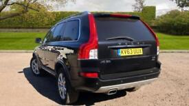 2013 Volvo XC90 2.4 D5 SE Lux Geartronic With Automatic Diesel Estate