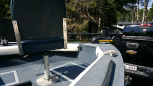 17' starcraft fishing boat for sale