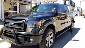 2014 Ford F-150 FX4 5.0L Supercrew Excellent condition SOLD**