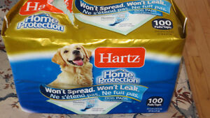 Hartz Training Pads for Dogs (100)