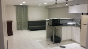 Downtown Brampton Studio for rent