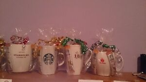 STARBUCK GIFT MUGS FOR GIFTS OR DOOR PRIZES London Ontario image 2
