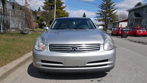 2003 g35. 6spd manual. Sell or trade.