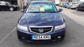 2004 HONDA ACCORD 2.0 i VTEC Executive From GBP2,395 + Retail Package