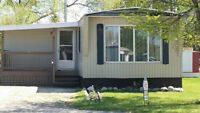 3 Bedroom Mobile Home for Sale > 2 Elm Bay, Carman