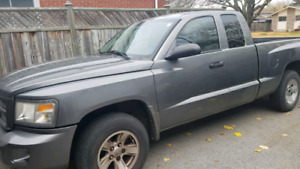 No not wanting, I am Selling a 2008 Dodge Dakota