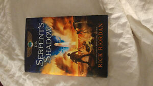 The Serpents Shadow- By Rick Riordan FOR SALE