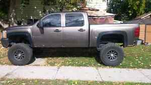 Jacked 07.5 chev trade
