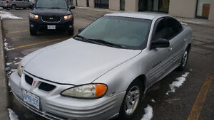 2001 Pontiac Grand Am Sedan