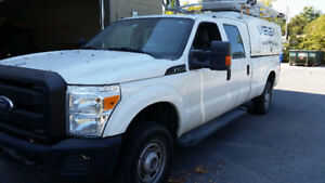 Ford F-250 King Ranch Crew Cab V8 4wd