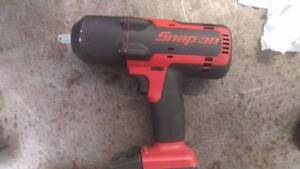 snapon ct7850 1/2 rattle gun impact wrench cordless 18v Adelaide Region Preview