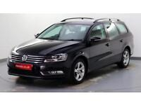 2011 Volkswagen Passat 1.6 TDI S 105PS Diesel black Manual