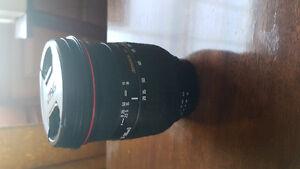 Nikon Mount Sigma 28-300mm F3.5-6.3 DL Aspherical IF