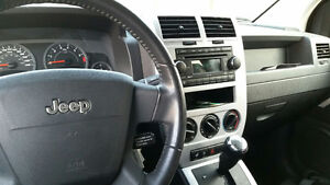 2008 Jeep Compass Sport SUV, Crossover Kitchener / Waterloo Kitchener Area image 2