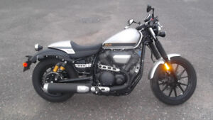 SOLD\SOLD 2015 Yamaha BOLT C-Spec. Project bike. AS/IS $5000USD
