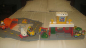 Aeroport Little people de Fisher Price