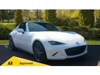 2018 Mazda MX-5 2.0 Sport Nav 2dr Manual Petrol Convertible