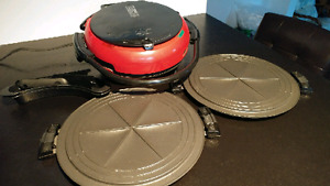 George foreman grill electric
