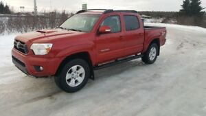 2015 Tacoma 6 speed Trails Team Sport