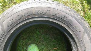 pneus hiver Goodyear