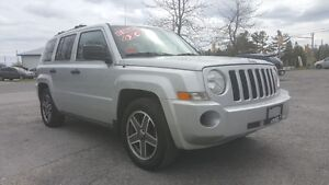 Jeep Patriot 4X4 *** CLEAN SUV *** SORRY SOLD ***