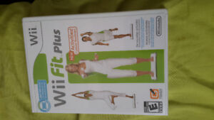 Wii Fit Plus , New
