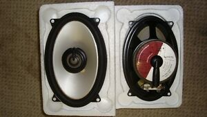 "4""x6"" Speaker - 35W RMS - Infinity Reference (4652cf) Cambridge Kitchener Area image 1"