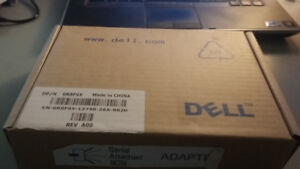 Dell Perc H810 RAID adapter with 2 cables 4m *NEW*
