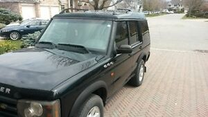 2003 Land Rover Discovery SE7 SUV, Great Truck
