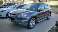 2009 Acura RDX Full Tech Package SUV, Crossover