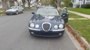 S TYPE JAGUAR. one owner. 52000 kilometers. Dealer maintained.