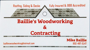 Roofing special!