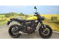 Yamaha XSR700 ABS 60th Anniversary** Datatag, Ex-Demo, All Keys, 2364 Miles**