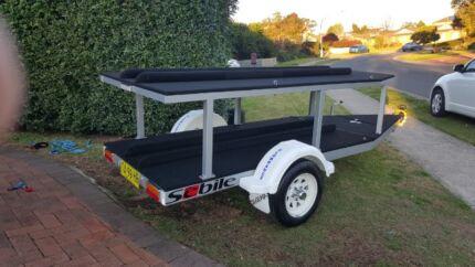 Hobie kayak trailer  Glenmore Park Penrith Area Preview