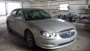 2009 Buick Allure Berline