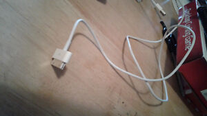 Brand new ipod charger paid 12 never used it asking 5 St. John's Newfoundland image 1