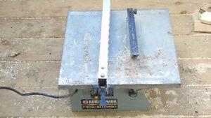 King 7 inch Tile cutting saw