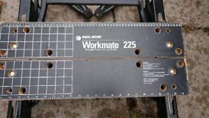 Black and Decker Workmate 225 work bench