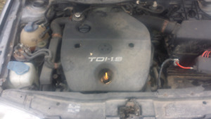 TDI ALH MOTOR AND AUTOMATIC  TRANSMISSION