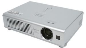 Hitachi LCD Projector media player