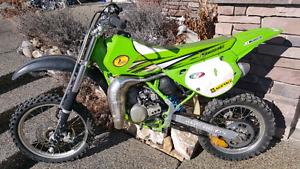 1993 Kawasaki KX 80