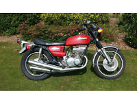 Suzuki GT550 Barn Find Renovation Project UK Delivery