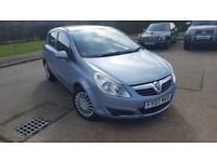 VAUXHALL CORSA D / AUTOMATIC / 5 DOORS / 12 MONTHS MOT / 3 OWNERS / ONLY 62 ON THE CLOCK !!