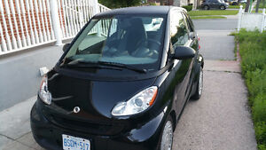 2010 Smart Fortwo Coupe (2 door)