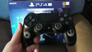 Battlefront 2 PS⁴ controller $75