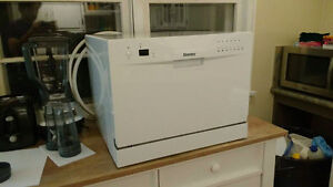 Danby Portable/Countertop Dishwasher - works great