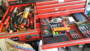 Snap On Tool Box  VGC  70th Anniv. 54x48x28